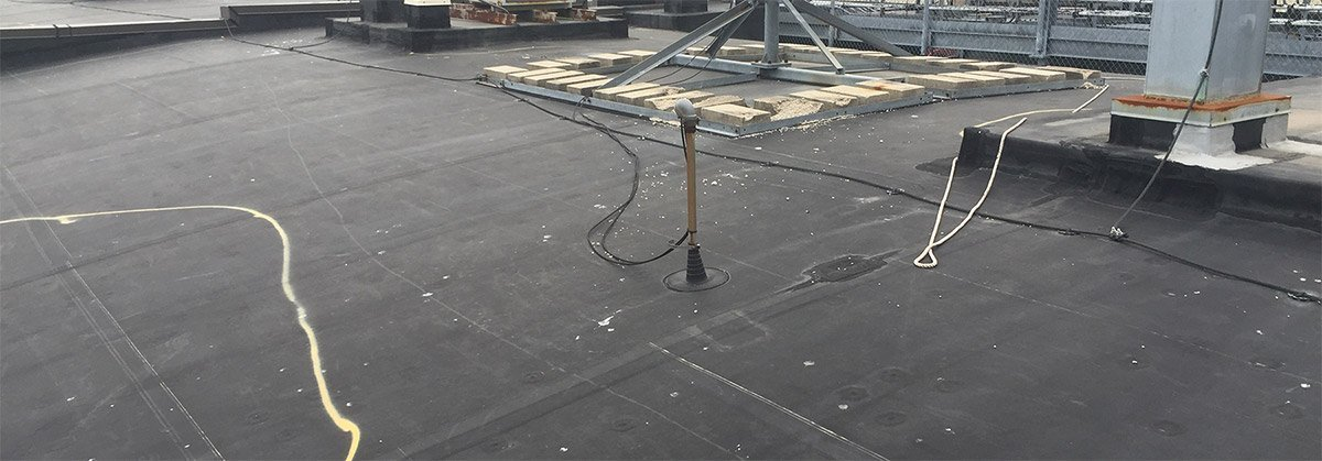 Leaking Commercial Roof in Chicago, IL